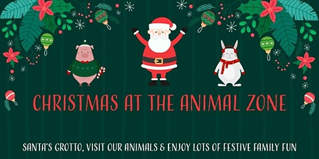 Christmas on the Animal Zone tickets