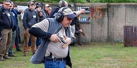 Advanced Handgun (Karl Rehn) tickets