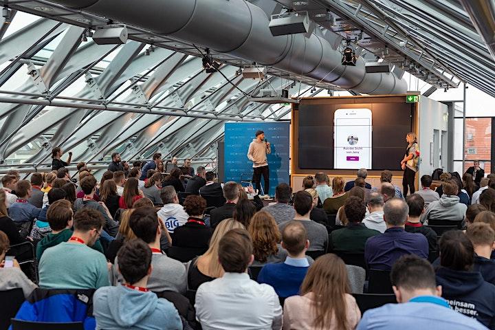 HEALTH INSURANCE HACK&CON VOL.3 - Krankenkassen-Hackathon & Konferenz: Bild