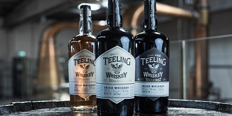 Dégustation whiskey Teeling tickets