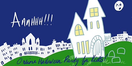 AAAHHH! Online Halloween Party for Kids! tickets