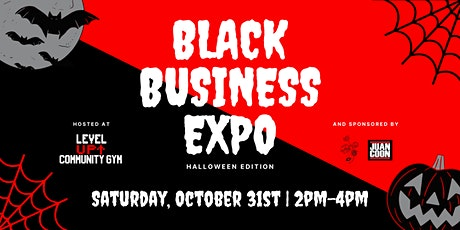 Black Business Expo - Halloween Edition tickets