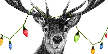Becky Gouverneur - Charcoal / Christmas Stag tickets
