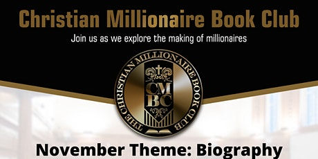Online Christian Millionaire BookClub®️ tickets
