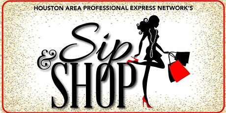 HAPEN's Second Annual Sip and Shop tickets