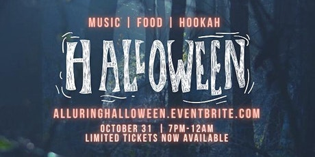 Allure Halloween Special tickets