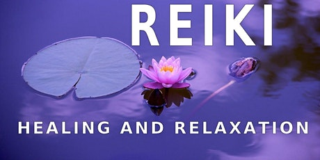Reiki Meditation on Zoom tickets