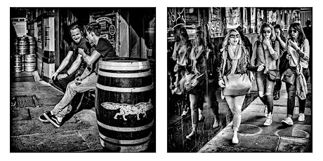 Street Photography with Joe Houghton tickets