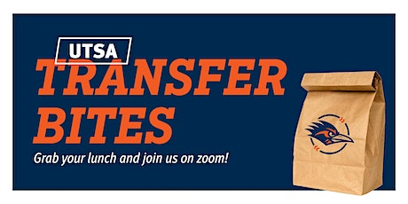 UTSA Virtual Transfer Bites tickets