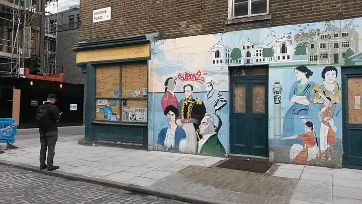 A Radical History of Fitzrovia image