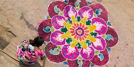 Discover Your Mandala, Part 2: A Mandala Workshop - ONLINE Tickets