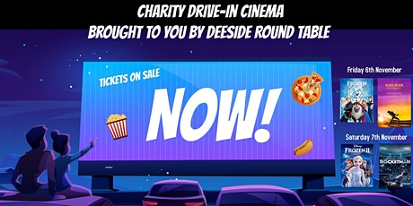 Drive-In Cinema: Frozen tickets
