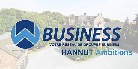 Déjeuner Conférence Business Networking WBusiness Hannut Ambitions tickets