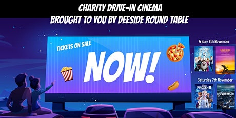 Drive-In Cinema: Bohemian Rhapsody tickets