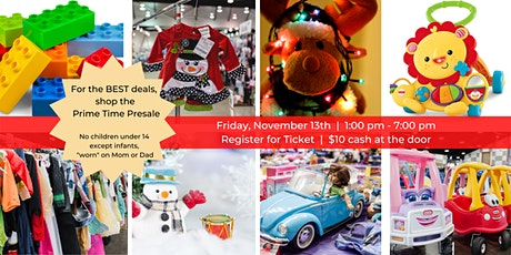 JBF Prince William Winter/Holiday  Consignment Sale - Prime Time Presale tickets