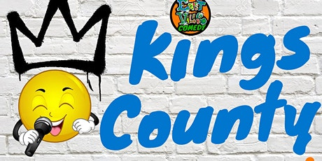 Stand Up Comedy Show - King's County Undiscovered tickets