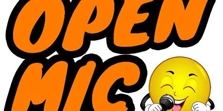 EastVille Open Mic Extravganza tickets