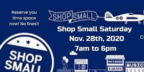 Shop Small Saturday at The Nest tickets