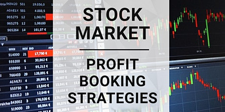 Stock Market Profit Booking Strategies For Beginners (Live Trading) tickets