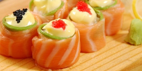 In-Person Class: Hand-Rolled Sushi (DC) tickets