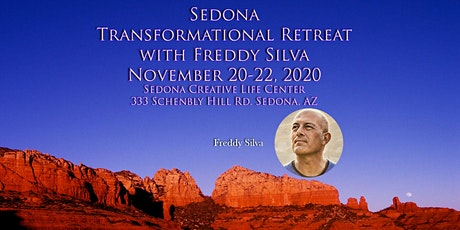 Sedona Transformational Retreat with Freddy Silva tickets