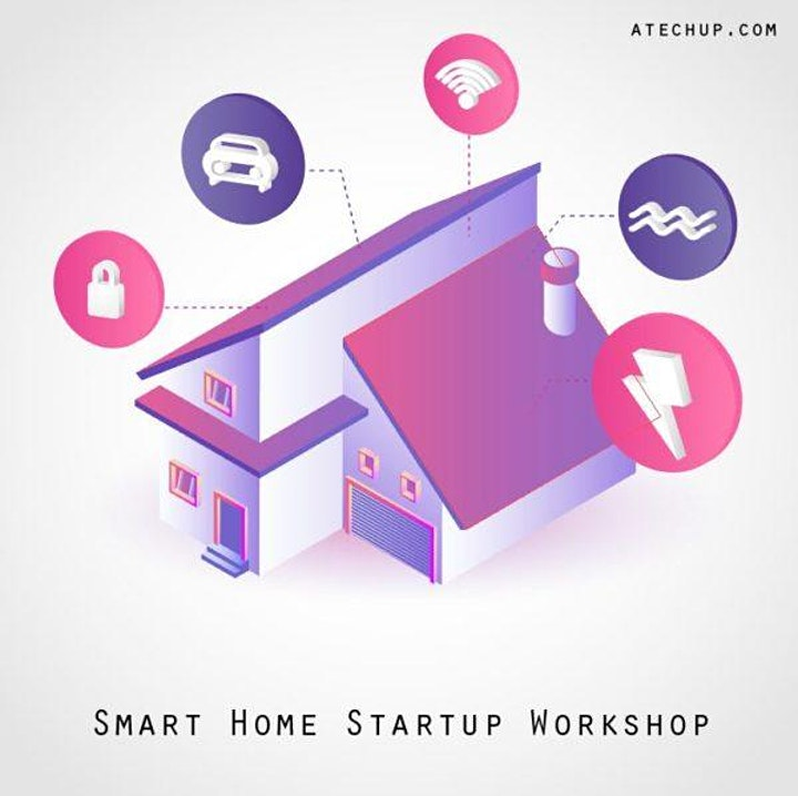 Atechup © Smart Home Entrepreneurship ™ Certification Vienna image
