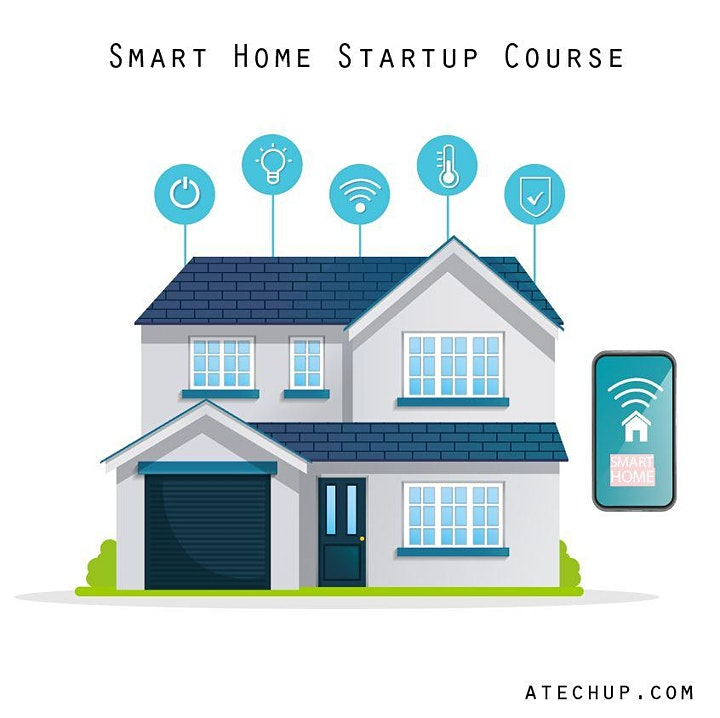 Atechup © Smart Home Entrepreneurship ™ Certification Brussels image