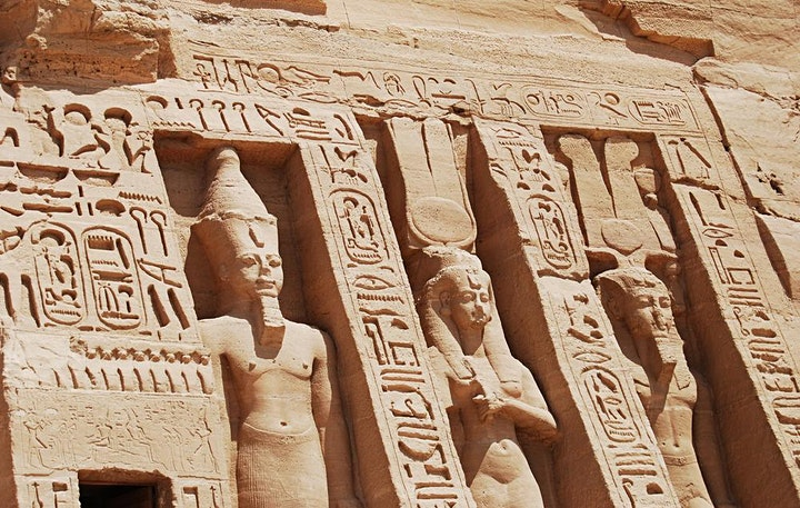 Abu Simbel: Ancient Egypt Virtual Guided Tour image