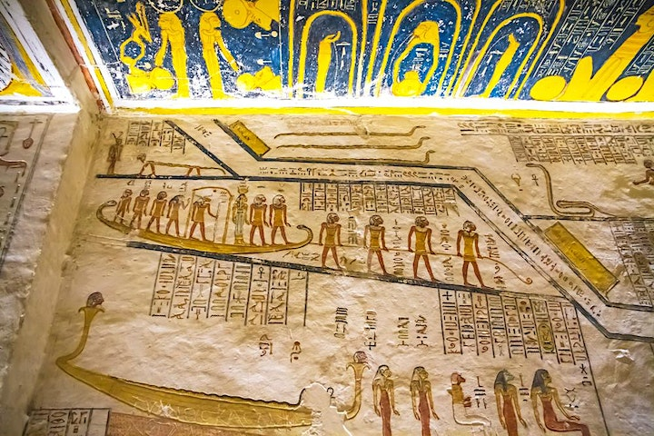 Valley of the Kings: Ancient Egypt Virtual Tour image