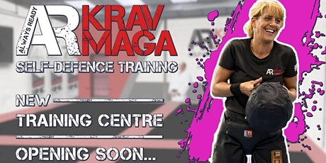 NEW Krav Maga Self-defence Training Centre Opening SOON! Women Only! tickets