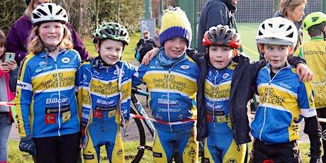 Mid Shropshire Wheelers Childrens Cycling Club tickets