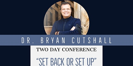 2 Day Conference w/Dr. Cutshall tickets