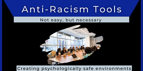 Anti-Racism Tools tickets