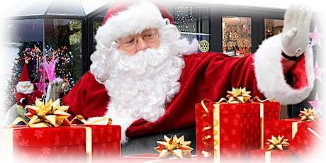 Fleet Walk Santa's Grotto 2020 tickets