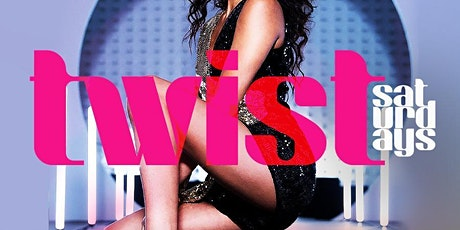 Twisted Saturdays VA (Afrobeats; HipHop; Dancehall; Soca) entradas