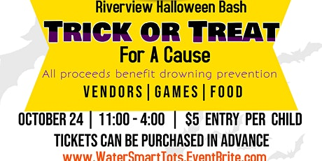 Trick or Treat for a Cause Presented by Watch Me Swim,LLC & The Kerin Group tickets