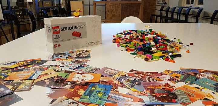 Immagine LEGO® SERIOUS PLAY® HERO'S JOURNEY