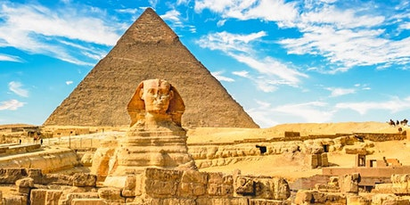 Virtual Tour of Giza Pyramids and Egyptian Museum tickets