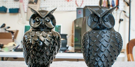 Virtual 3D Printing Workshop 3 - Finishing tickets