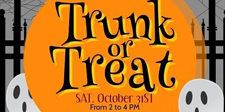 YFF TRUNK OR TREAT FUNDRAISER tickets
