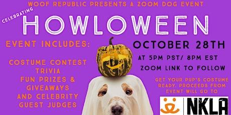 Virtual HOWLOWEEN presented by Woof Republic benefitting Best Friend's tickets