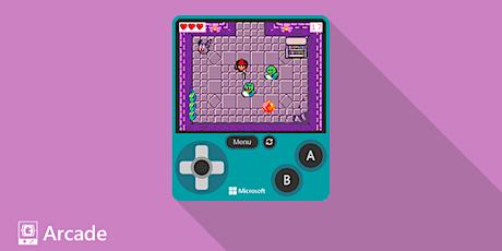 Teen Tech: MakeCode Arcade tickets