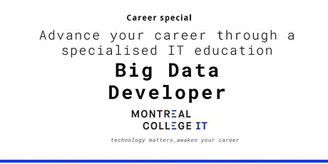 Best Big Data program in Montreal tickets