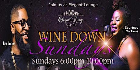 Wine Down Sundays tickets