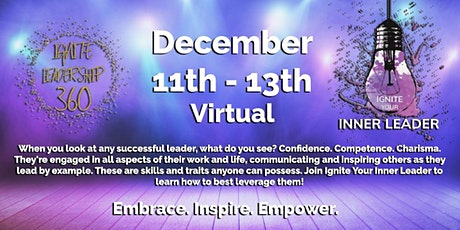 Ignite Your Inner Leader tickets