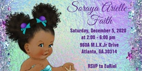 Soraya Baby Shower tickets