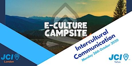 E-Culture Campsite Part 1: Intercultural Communication tickets