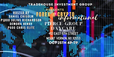 Copy of Intro To Forex and Cryptocurrency tickets