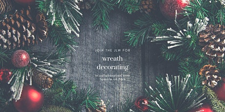 Holiday Wreath Decorating Event with the Junior League of Worcester tickets