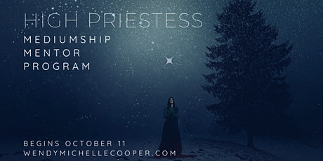 High Priestess Mediumship Mentor Program tickets